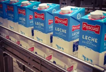 Il gruppo Pascual è riconciliato con il latte