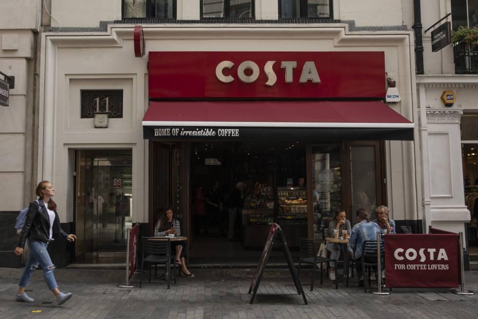 Coca Cola competirá con Starbucks: compra Costa Coffee