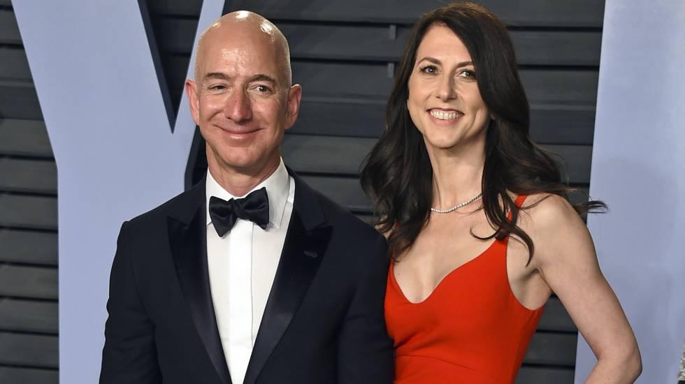 España: El fundador de Amazon crea un fondo filantrópico