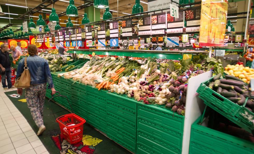 Mercadona es el establecimiento más barato para hacer la compra en Guadalajara