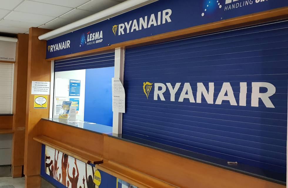 15.000 pasajeros afectados en España por la huelga de Ryanair