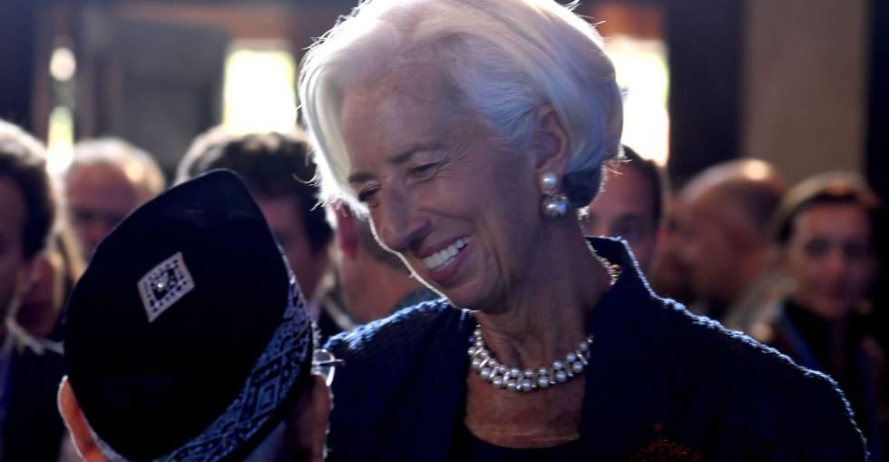 Lagarde: Arreglemos el sistema comercial internacional, no lo destruyamos - Empresas
