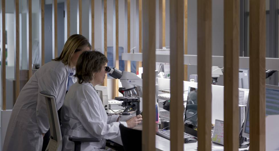 Laboratorios de Atrys en Barcelona.