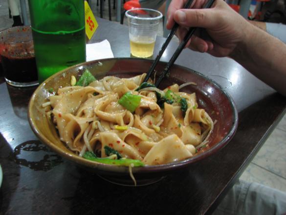Las nueve diferencias entre un chino y un chino chino