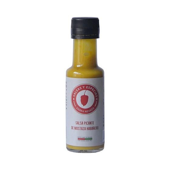 Salsa-picante-de-mostaza-habanero