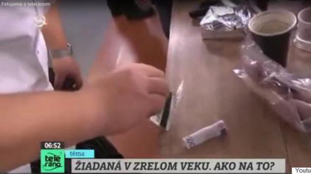 Cocaína en la cocina