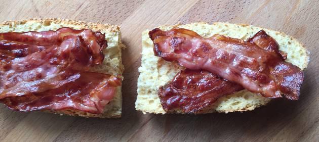Cómo conseguir un bacon crujiente (y otros trucos panceteros)