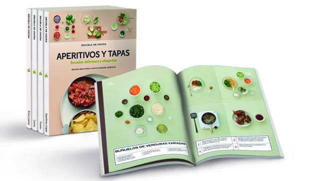 Gana la colecci n de libros 39 escuela de cocina 39 el comidista el pa s - Libro escuela de cocina ...