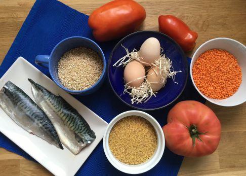 Alimentos para superar la cuesta de septiembre