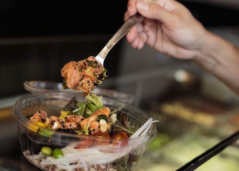 Mais barato do que o sushi, mais completo do que a salada