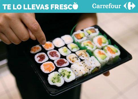 Primero de sushi