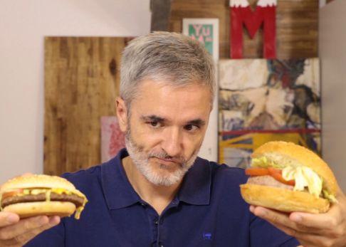 Leyes para hacer una buena hamburguesa