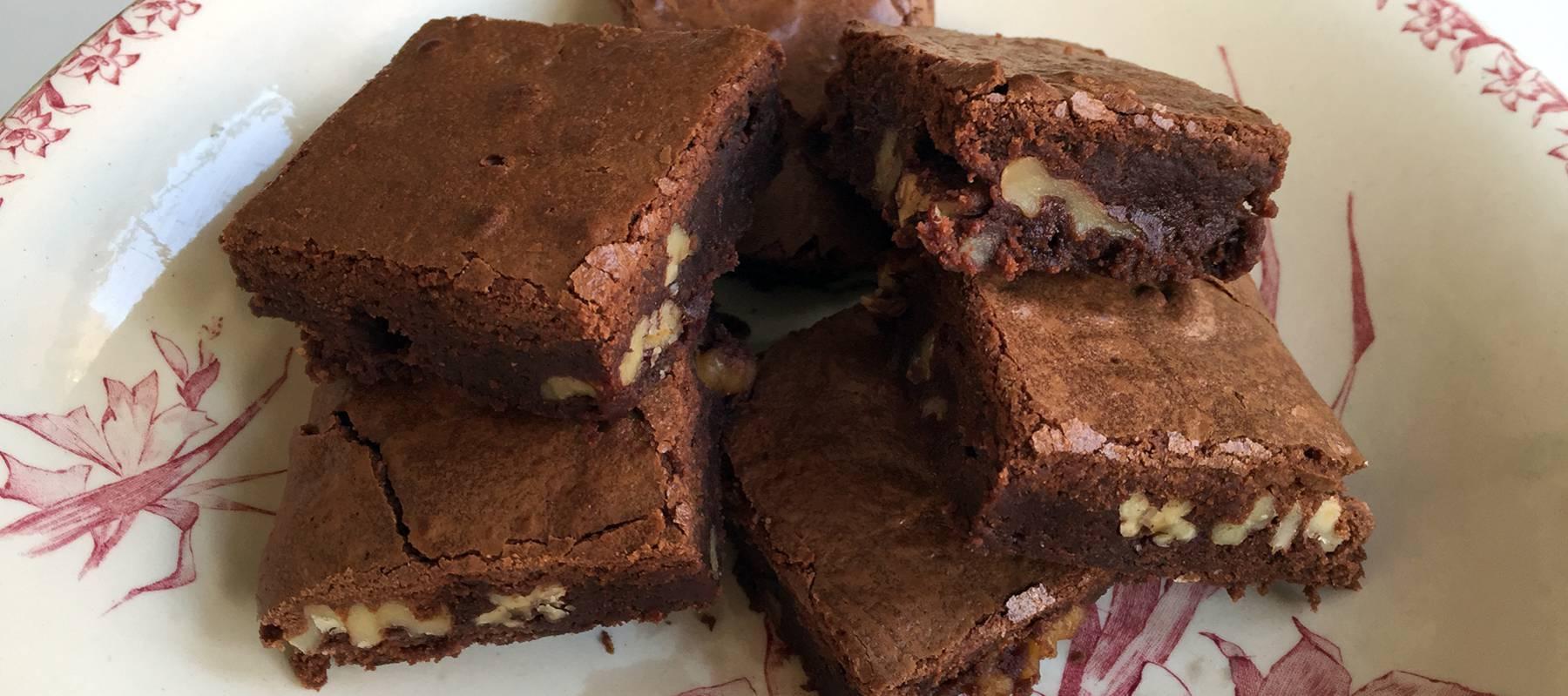 La ciencia del brownie