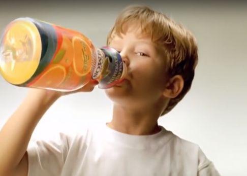 Anuncios para niños que la OMS prohibiría