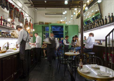 Nuestros restaurantes del año