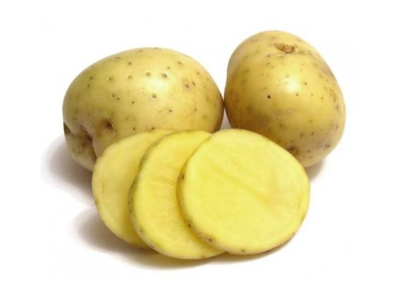 Las patatas te ayudarán a calmar el dolor de las quemaduras