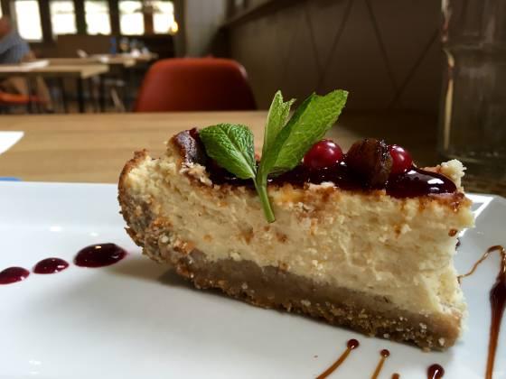 Papila: El restaurante de hospital en el que se come bien
