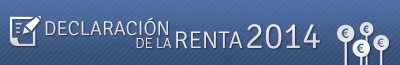 Declaración de la Renta 2014