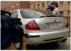 Hallado en Navarra el coche en el que huyó el compañero de la etarra Castresana