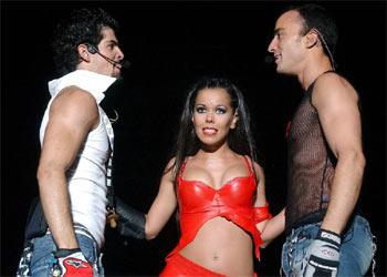 Upa Dance, Miguel Angel Munoz, Pablo Puyol et Beatriz Luengo