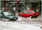Cataluña, Aragón y la Comunidad Valencia sufren  intensas lluvias