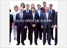 1996-2004: Ocho años de Aznar