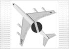 La OTAN enviará un avión AWACS para vigilar el espacio aéreo de Madrid durante la boda real