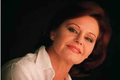 La actriz y cantante Rocío Durcal, que ha muerto a los 61 años, en una imagen de archivo.