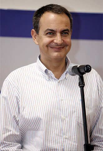José Luis Rodríguez Zapatero disfruta del clima de Canarias para descansar durante el mes de agosto.