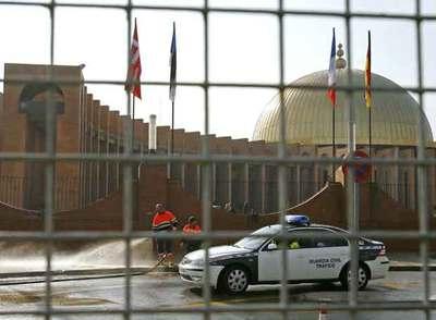 Palacio de Congresos y Exposiciones de Sevilla donde se celebrará la ruenión de la OTAN