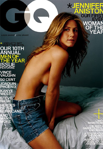Jeniffer aniston falso desnudo