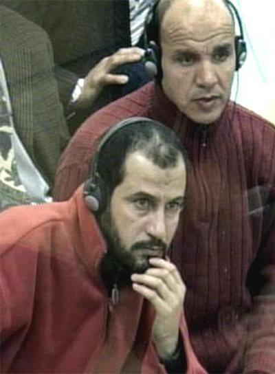 El presunto ideólogo del 11-M Rabei Osman El Sayed, Mohamed El Egipcio.