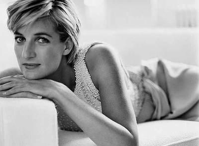 Las fotos inéditas de Diana