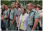 El desfile del Día de las Fuerzas Armadas estrena aviones no tripulados