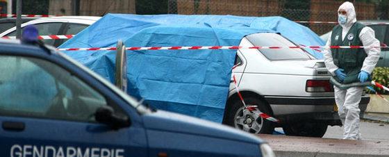 La policía francesa se lanza a la caza de tres supuestos etarras por la muerte de un guardia civil cerca de Bayona