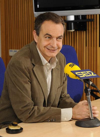 El presidente del Gobierno ha lanzado un mensaje optimista sobre la economía española en la entrevista que le ha hecho esta mañana Montserrat Domínguez en la Cadena SER