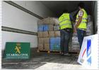 Decomisadas 25 toneladas de hachís en dos operaciones contra el narcotráfico en Cádiz