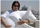 SUSO33 y el escultor Víctor Ochoa entre los artistas que tunearán vacas