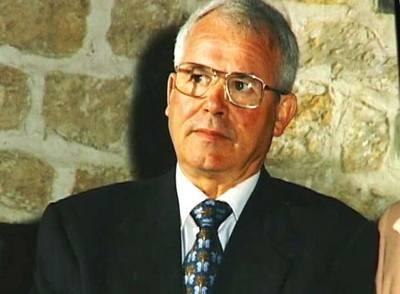 El empresario vasco asesinado en Azpeitia, Ignacio Uria Mendizabal.