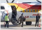 Aterriza el primer avión en el aeropuerto de Ciudad Real