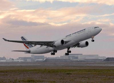Fotografía de archivo de un Airbus A330.