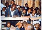 Muere el estudiante de primaria más viejo del mundo