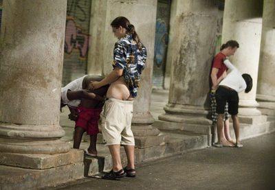 calle prostitutas amsterdam prostitutas en corea del norte
