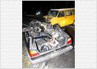 Fallecen los cuatro ocupantes de un vehículo en un accidente en Elgoibar