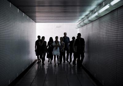 FOTOGALERIA: Paso subterráneo