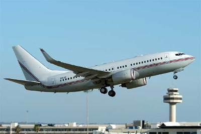 Uno de los aviones mencionados en los informes policiales sobre los vuelos de la CIA despega del aeropuerto de Palma de Mallorca el 12 de marzo de 2004.