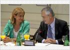 Griñán pide que las autonomías también puedan endeudarse