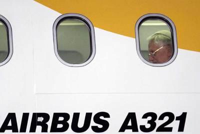 FOTOGALERIA: El viaje del Papa a España