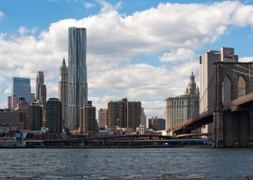 Gehry habla en Manhattan
