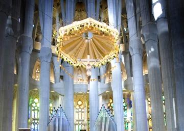 ¿Es la Sagrada Familia el mejor edificio barcelonés del año pasado?